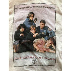 Tops - The Breakfast Club Tshirt